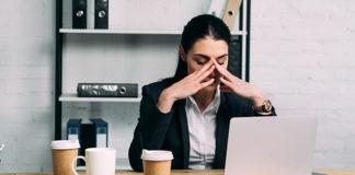 ufficio stress