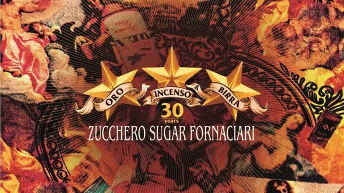 Zucchero 30 anniversario disco