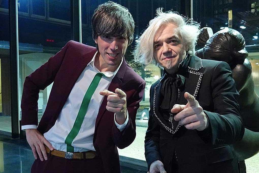 Sanremo 2020: Bugo e Morgan