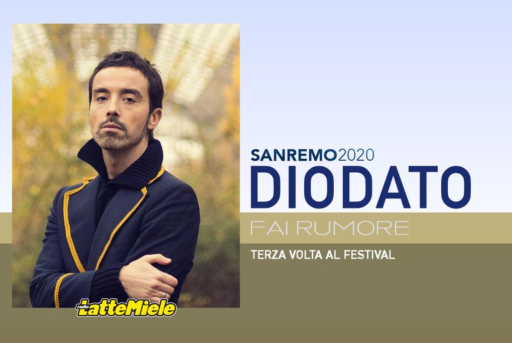 Sanremo 2020: Diodato