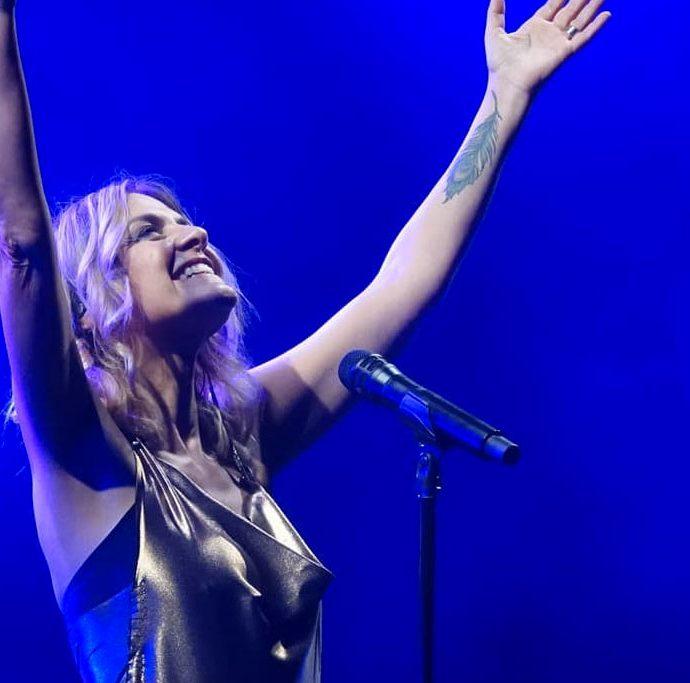 Sanremo 2020: Irene Grandi