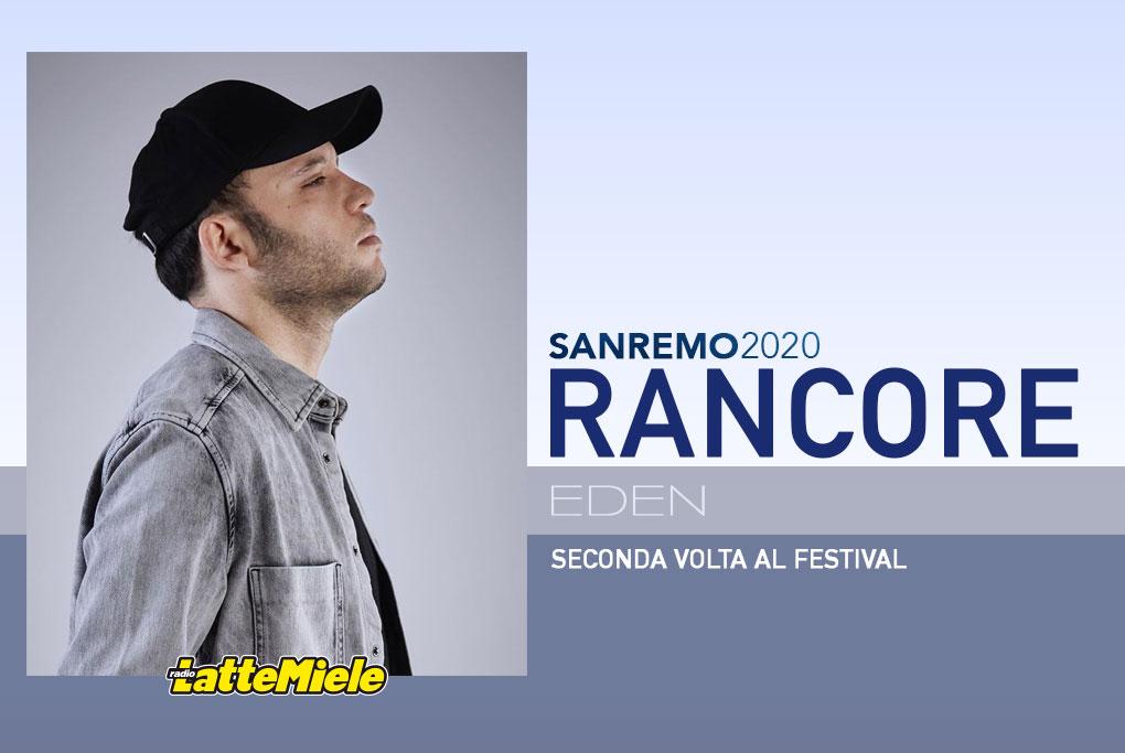 Sanremo 2020: Rancore