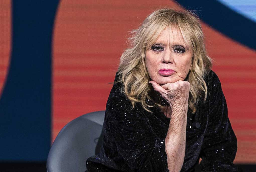 Sanremo 2020: Rita Pavone