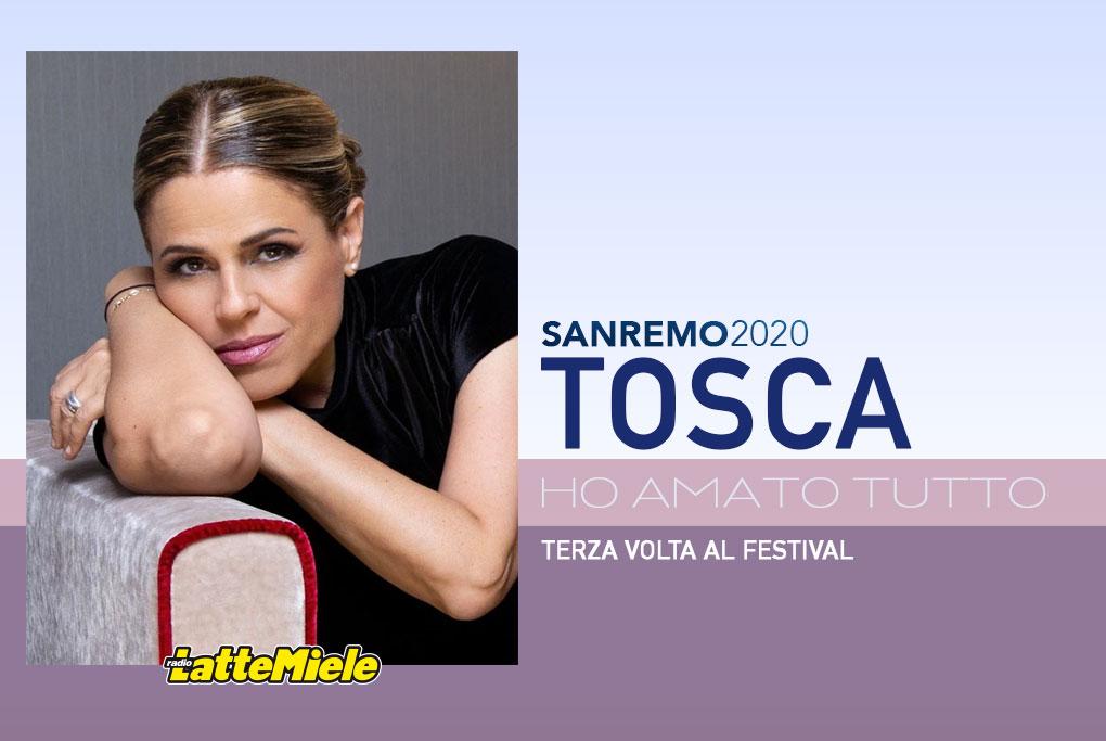 Sanremo 2020: Tosca